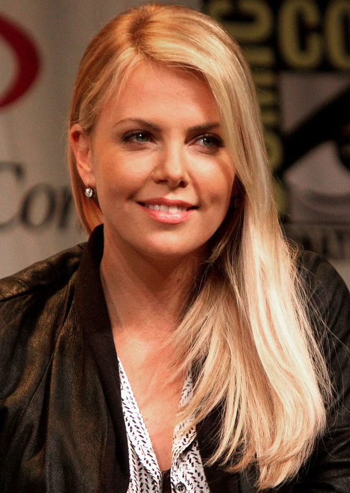 Highest Paid Actresses in World Charlize Theron