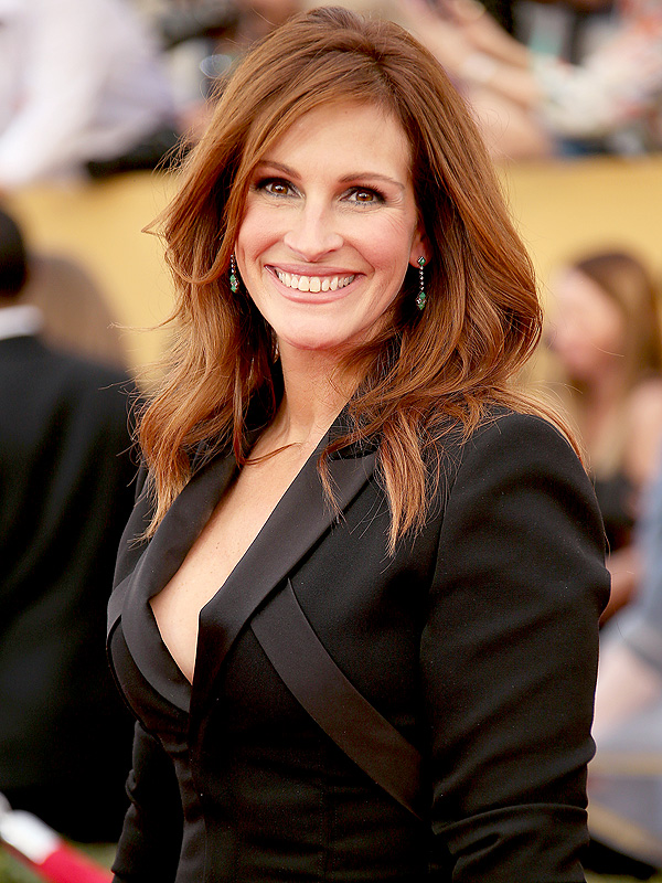 Highest Paid Actresses in World Julia Roberts