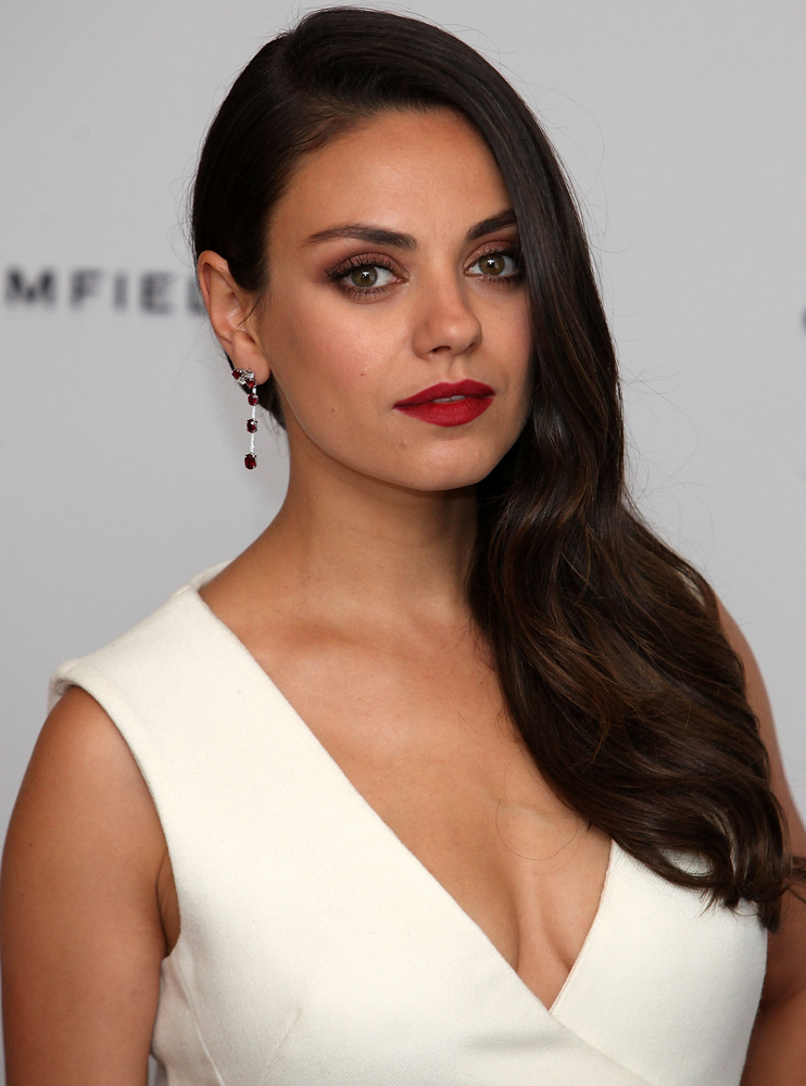 Highest Paid Actresses in World Mila Kunis