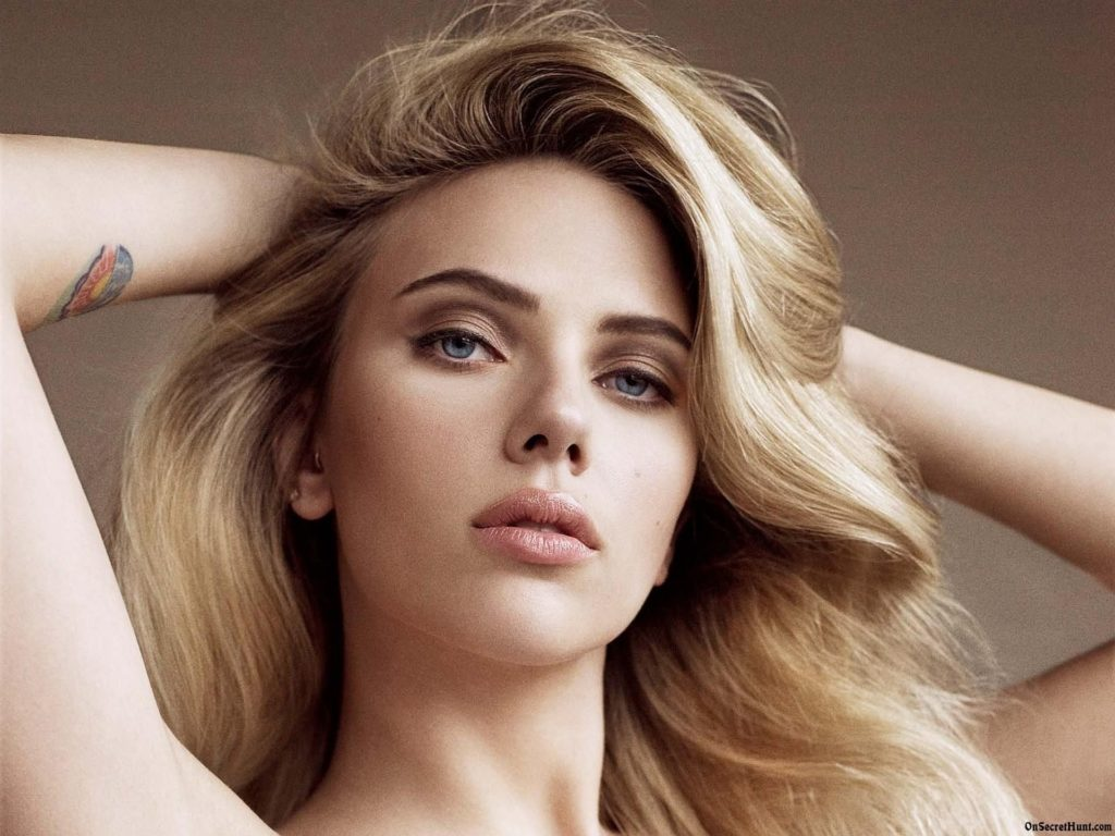 Highest Paid Actresses in World Scarlett Johansson