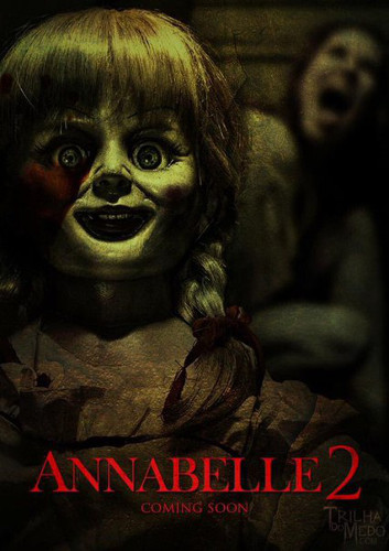Annabelle 2 Hollywood Movie Directed by David F. Sandberg