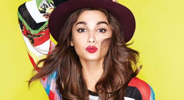 Alia Bhatt is on Cosmopolitan Cover Page