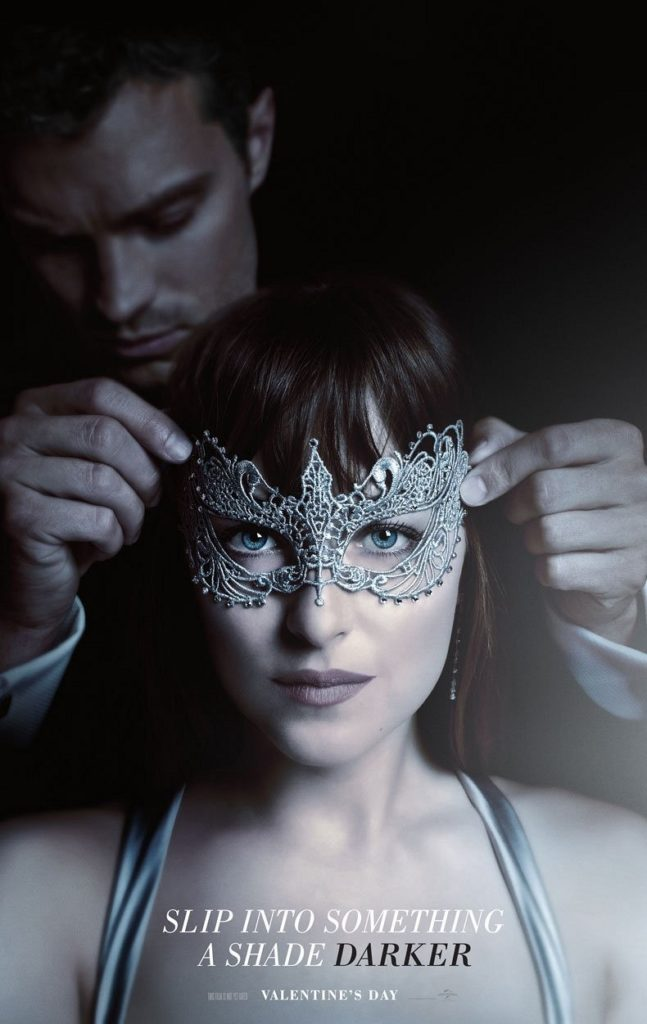 Fifty Shades Darker Hollywood Movie Directed by James Foley