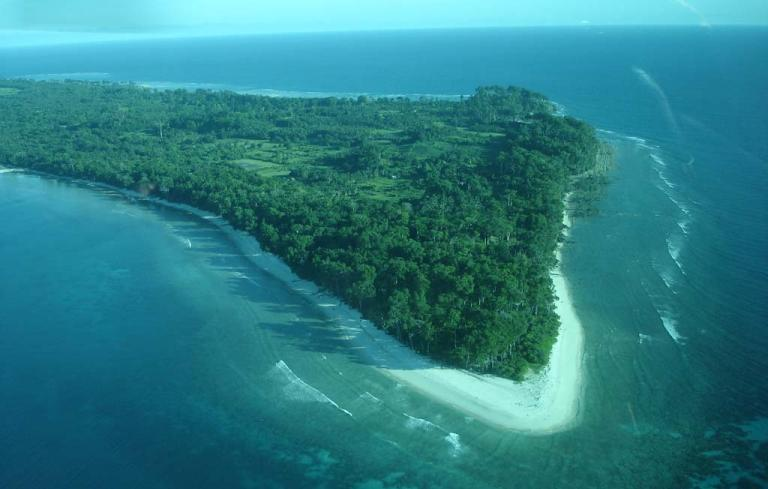 Honeymoon Destination Andamans Neil Island Laxmanpur Beach