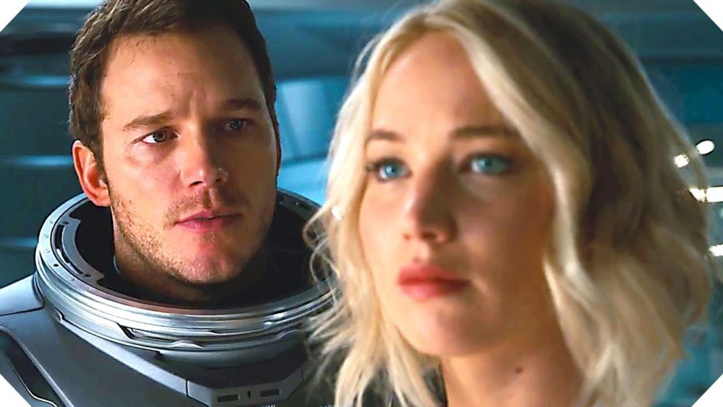 Passengers Hollywood Movie Directed by Morten Tyldum