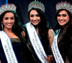 Roshmitha Harimurthy to represent India at Miss Universe pageant