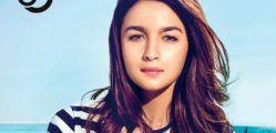 Alia Bhatt Features on Verve October Cover