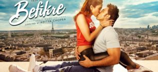 Bollywood Movie Befikre directed by Aditya Chopra