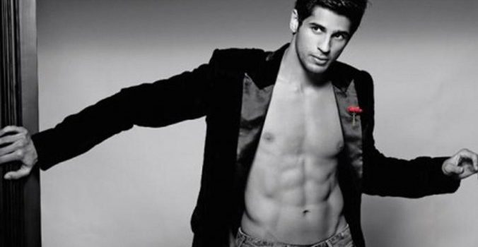Hot Sidharth Malhotra on Maxim Magazine October issue Cover Page