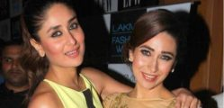 Kareena Kapoor Khan and Karisma Kapoor are on Hello Magazine October Cover Page