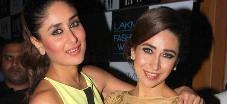 Kareena Kapoor Khan and Karisma Kapoor are on Hello Magazine October Cover Page