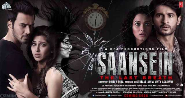 Official Trailer of Bolloywood Movie Saansein The Last Breath is Out