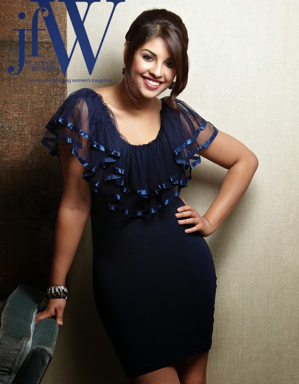 Richa Gangopadhyay Hot Photoshoot for JFW