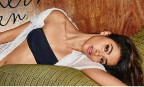 Pooja Hegde featured on GQ Magazine November 2016