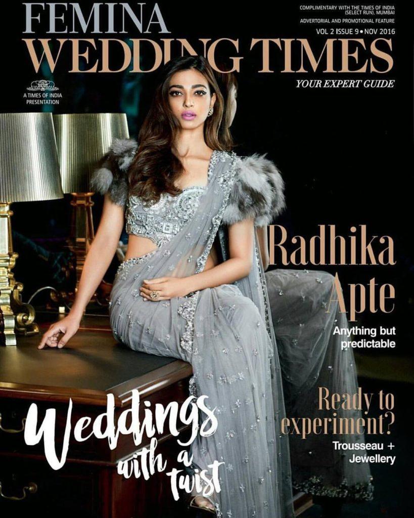 radhika-apte-is-on-femina-wedding-times-magazine-1