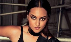 Sonakshi Sinha is on Cosmopolitan Magazine Cover Page