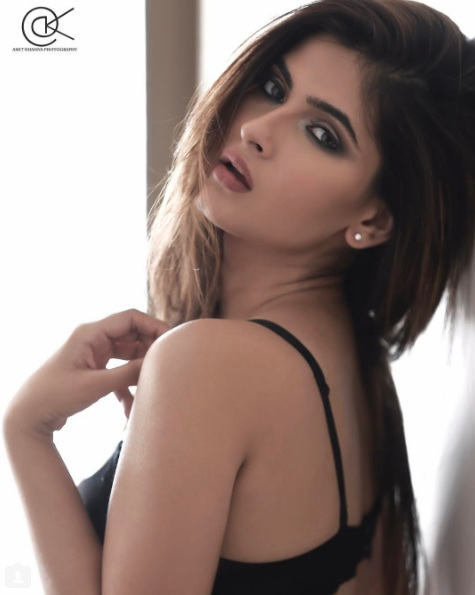 Karishma Sharma hot and sizzling photo shoot