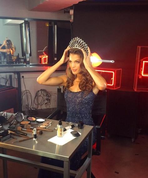 Miss Universe 2016 Iris Mittenaere