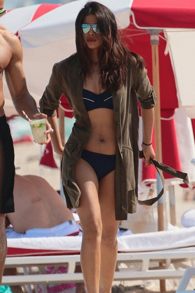 Priyanka Chopra hot bikini photos on the Miami Beach are breaking the internet