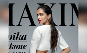 Deepika Padukone Hot Cover Page Shoot for Maxim Magazine June 2017