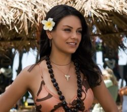 Mila Kunis over the years